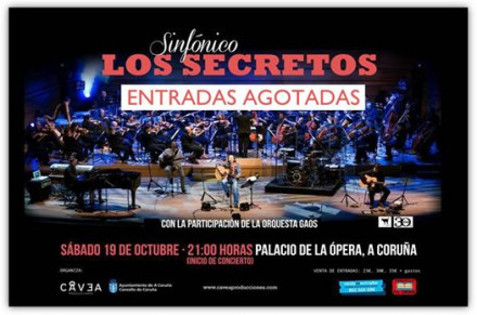 LOS SECRETOS SOLD OUT!!!
