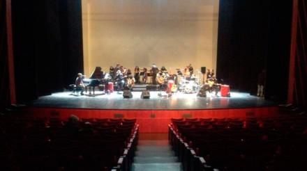 Llegó el gran día!!! Concierto único en Los Teatros del Canal con Ara Malikian y La Fundación También