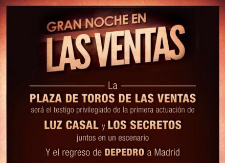Gran noche en Las Ventas