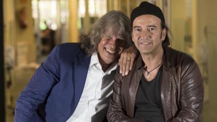 Entrevista a José Mercé y Álvaro Urquijo