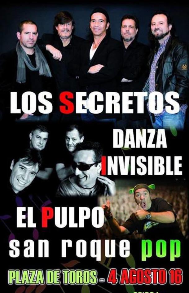 Los Secretos en Cádiz