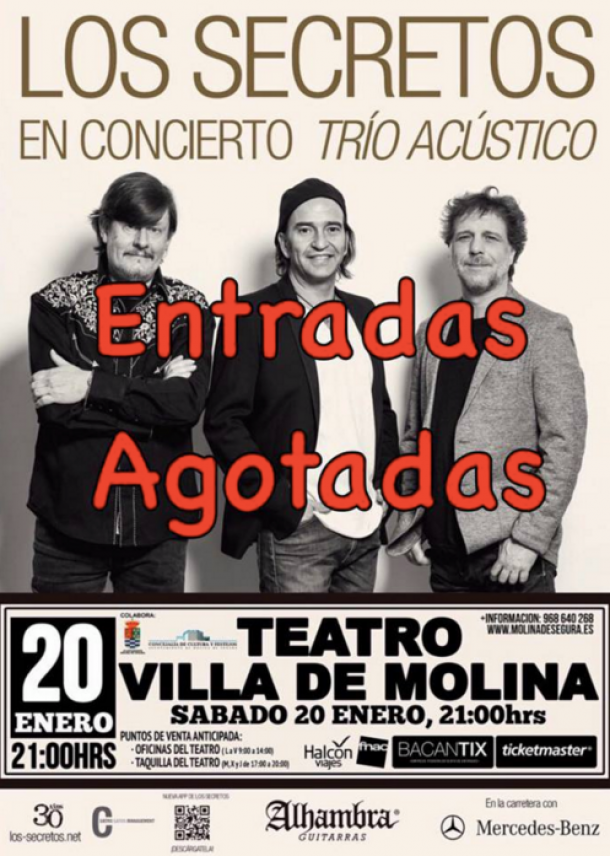 Murcia Sold Out!