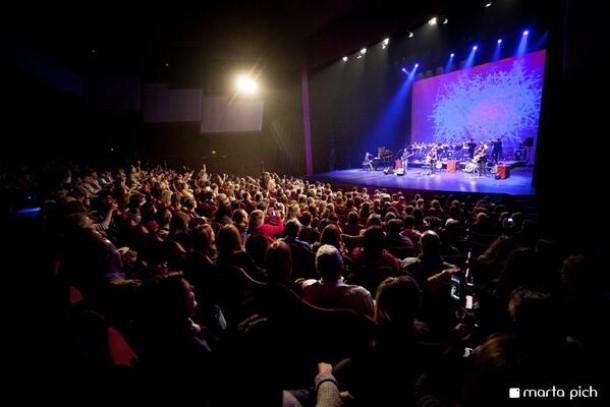 GRACIAS por compartir con nosotros una noche tan especial en los Teatros del Canal!!!