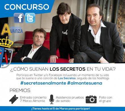 """Ganadores del concurso """"COMO SUENAN LOS SECRETOS"""""""