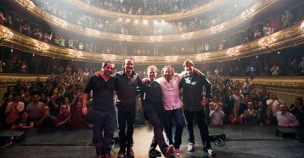 Los Secretos en el Palau de la Música de Valencia