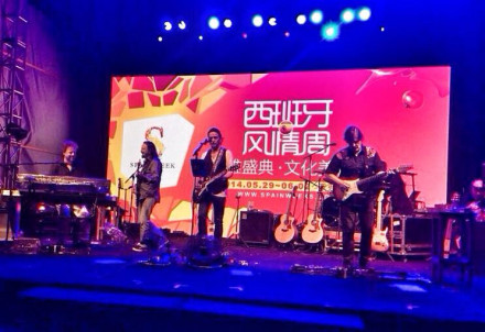 Gracias Shangai!!! Gracias SpainWeek!!!