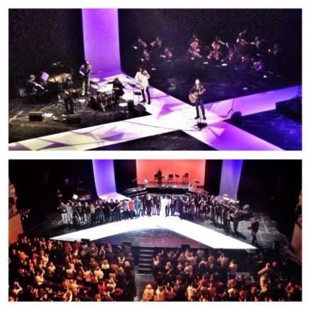 En el Teatro Real con Ara Malikian