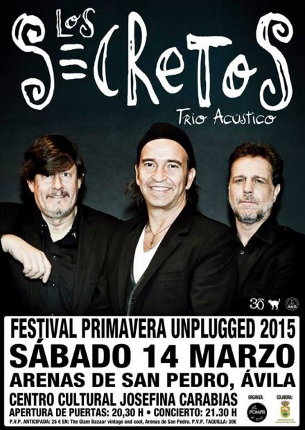 Los Secretos en Ávila