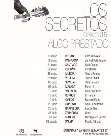 ¡ÚLTIMAS 50 ENTRADAS! para el concierto de Bilbao de este viernes.