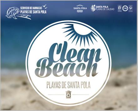 Proyecto Clean Beach Santa Pola