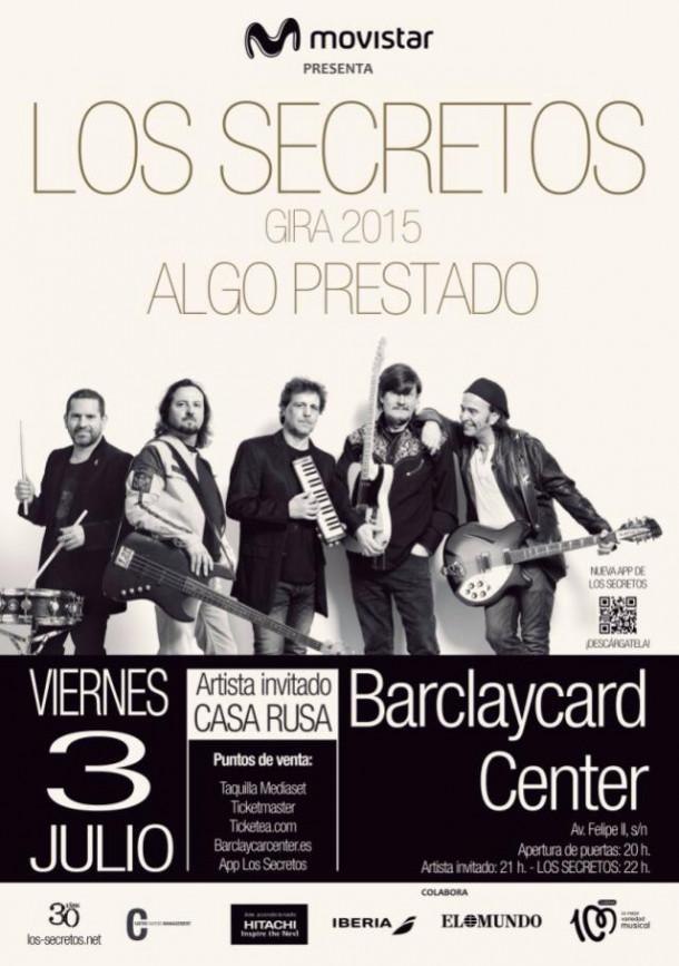 Barclaycard Center (Palacio de Deportes) Madrid