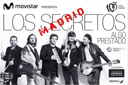 Hitachi te invita al concierto de Madrid