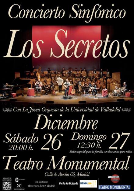 Conciertos Sinfónicos de Navidad